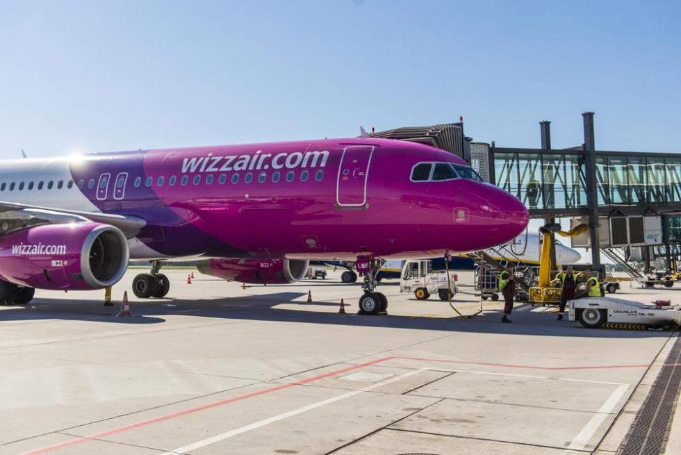 Z Wrocławia latamy na Ukrainę zliniami Wizz Air