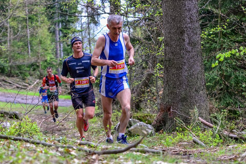 III Półmaraton Górski Polanica - Zdrój  -  trasa iprofil