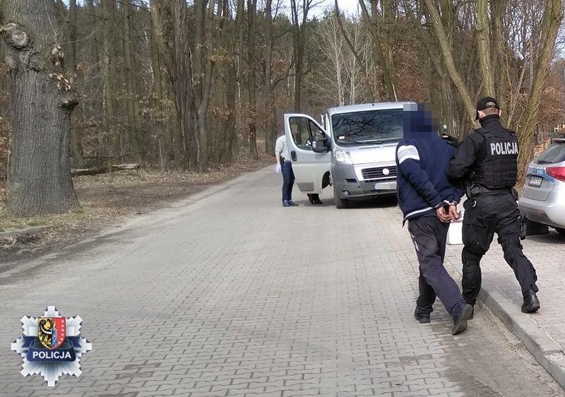 Podejrzani ozgwałcenie kobiety zatrzymani