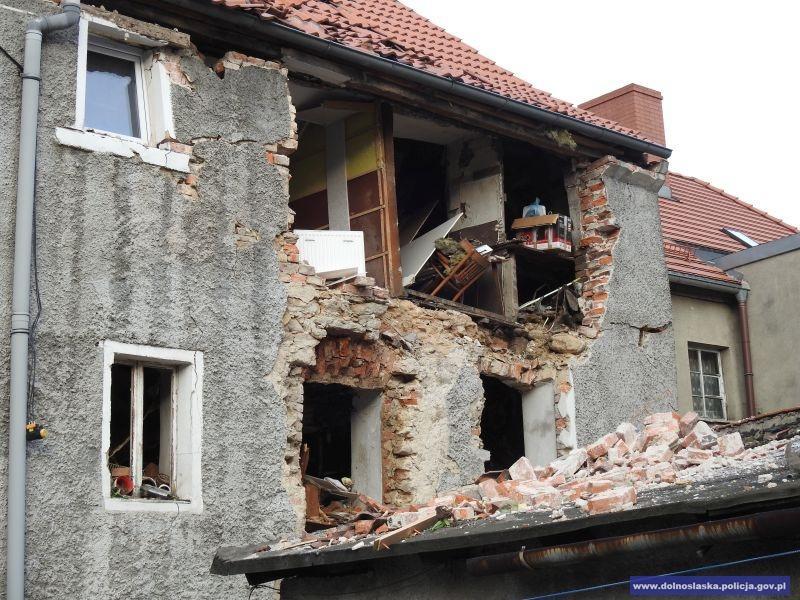 Spowodował katastrofę budowlaną