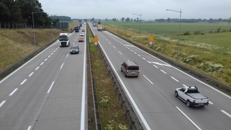 A4 odKrzyżowej doLegnicy będzie rozbudowana
